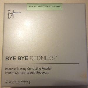 Bye Bye redness correcting powder